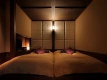 藪柑子寝室