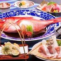◎金目特選〜お料理一例