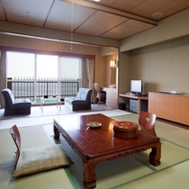 【和室15畳+サンルーム】オーシャンフロント 6F以上高層階