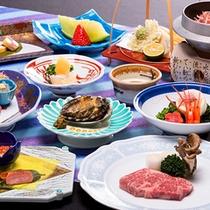 ◎旬の味会席〜お料理一例