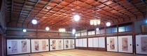 日本に二つしかない折上格天井