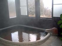 天然掛け流し温泉