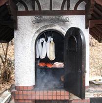 ハイジの燻製室