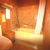 スタンダードツイン・ガーデンビューのバスルーム