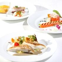 レギュラー魚コース