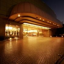 ホテル桜エントランス