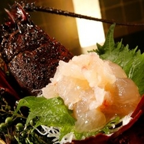 【料理】季節の会席料理一例