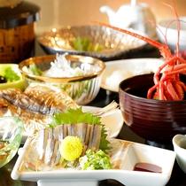 【朝食】季節の一例