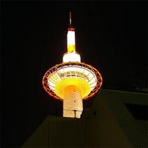 5Fから見えるタワー
