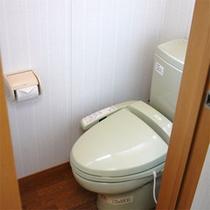 ロッジ(トイレ付)