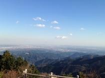 日の出山 山頂