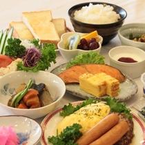 ☆和食or洋食選べるご朝食☆
