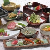 【料理】郷土料理・春のうまいもの膳〜長い冬を越えて、やっと春が〜