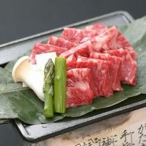 【料理】飛騨牛たっぷり120グラム☆せっかく飛騨に来たのなら!飛騨牛をお腹いっぱい☆