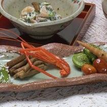 【料理】春のうまいもの膳一品