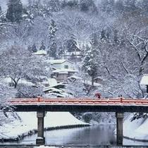【周辺】冬の中橋〜寒いけれど高山は最高♪〜
