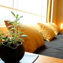 ■Jrスイート-静の間-■寝室イメージ