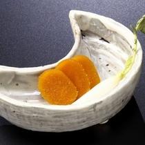■旬の飛騨野菜と飛騨牛会席〜秋〜■珍味