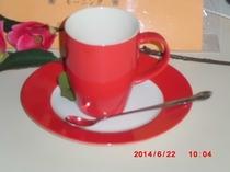コーヒーサービス