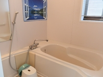 二階の風呂