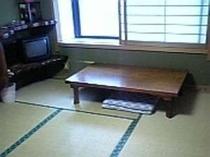 和室6畳のお部屋(一例)