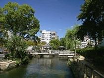 西川緑道公園