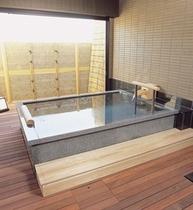 貸切風呂(大島石)