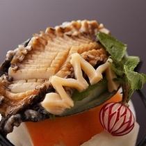 鮑の料理イメージ