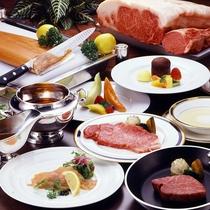★飛騨牛ステーキディナー