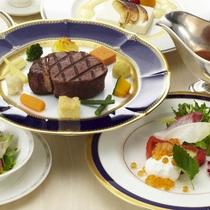 ★セレクトディナー・牛フィレステーキ
