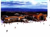 マウントジーンズスキー場