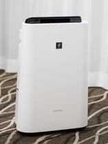 全室加湿機能付き空気清浄機常設