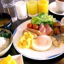 楽天用朝食写真