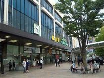 ■アクセス:郡山駅より徒歩5分と好立地!