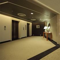エレベーターホールの一例