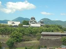 熊本城ー昼①