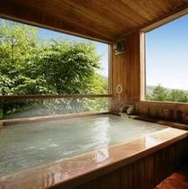 貸切風呂(木の香の湯)