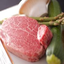 和混洋菜膳コースお肉アップグレード