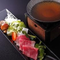 広島牛の味しゃぶ鍋