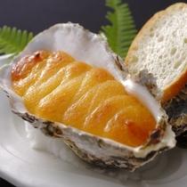 牡蛎西京グラタン