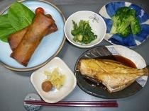 手作り夕食