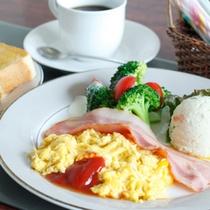 ★朝食:洋食 一例