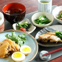★夕食:和食 一例