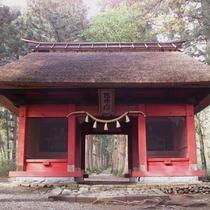 戸隠_戸隠神社