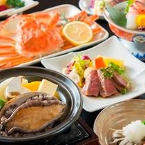 【夕食】 AKBグルメ会席