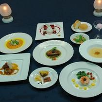 フランス料理の夕べ