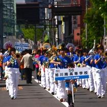 【旭川音楽大行進】吹奏楽の国内最大・世界有数規模のお祭り!