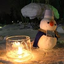 【旭川冬祭り】アイスキャンドルの幻想的な光につつまれて
