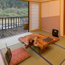 【別邸 平屋建て】客室一例