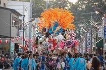 秋祭り 本町山車組